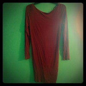 Longsleeve Body con dress